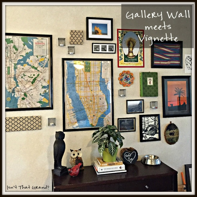Gallery Wall Vignette